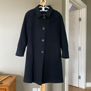 Premium Mallia Wool Coat
